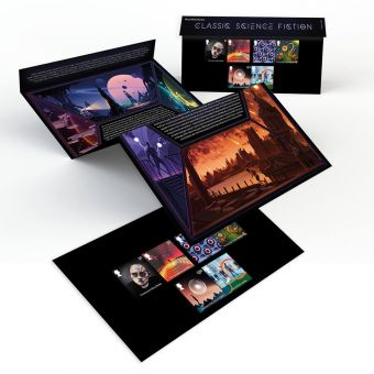 Classic Science Fiction Presentation Pack