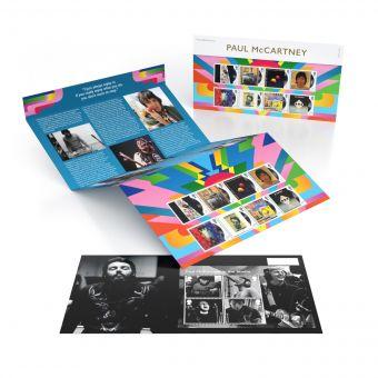 Paul McCartney Presentation Pack