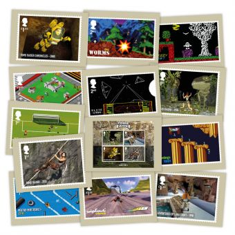 Video Games Postcards (13 in set)
