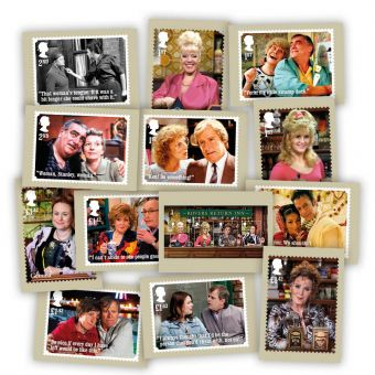 Coronation Street Postcards (13 in Set)