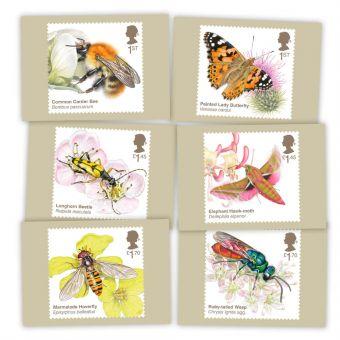 Brilliant Bugs Postcards