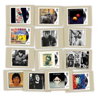 Paul McCartney Postcards