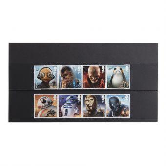 Royal Mail Star Wars Stamp Set