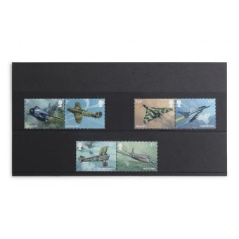Royal Mail RAF Centenary Stamp Set