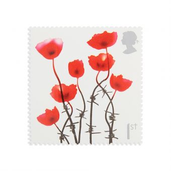 Royal Mail Lest We Forget Mint Stamps