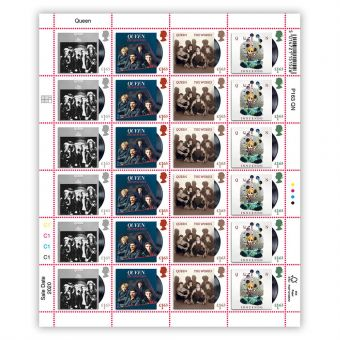 Queen Half Sheet £1.63 x 24