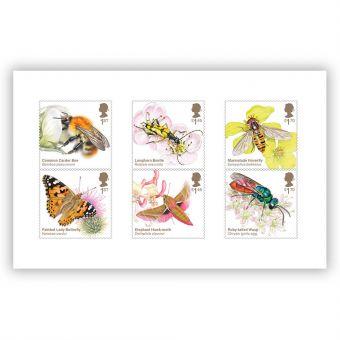Brilliant Bugs Stamp Set