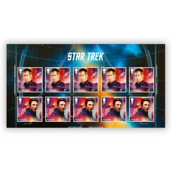 Star Trek: Enterprise Stamp Set