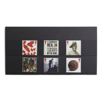 Royal Mail First World War 1915 Stamp Set