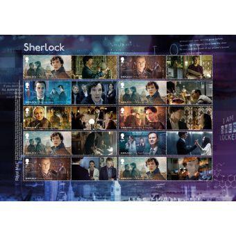 Sherlock Collectors Sheet