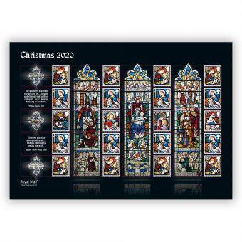 Christmas 2020 Collectors Sheet