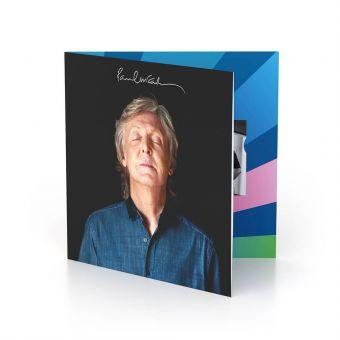 Paul McCartney Stamp Artwork Souvenir Folder