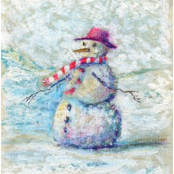 Action For Children Snowman