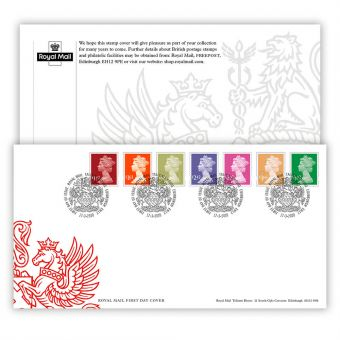 2020 Machin Definitives First Day Cover (Tallents House)