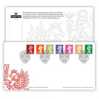 2020 Machin Definitives First Day Cover (Windsor postmark)
