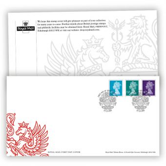 2021 Machin Definitives First Day Cover with Windsor Postmark