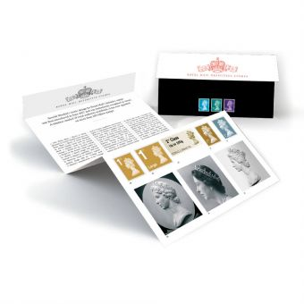 2021 Machin Definitives Presentation Pack