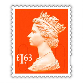 2020 Definitives - Machin Definitive Mint Stamp £1.63