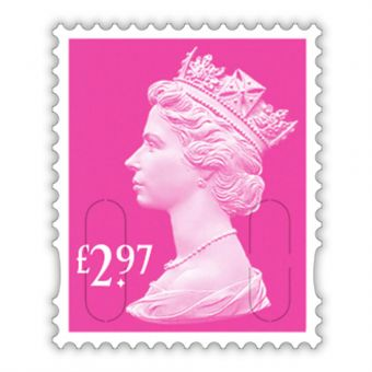 2020 Definitives - Machin Definitive Mint Stamp £2.97