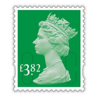 2020 Definitives - Machin Definitive Mint Stamp £3.82