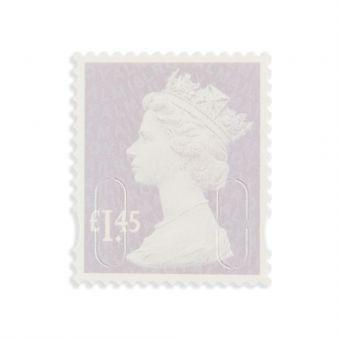 Royal Mail Machin Definitive 2018 Mint Stamp_dove Grey 1.45 1