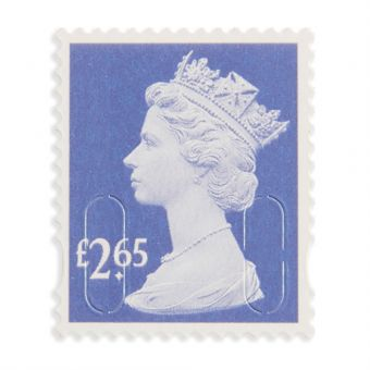 Royal Mail Machin Definitive 2018 Mint Stamp_purple Heather 2.65 1