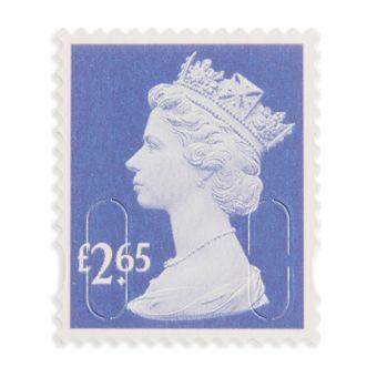 Royal Mail Machin Definitive 2018 Mint Stamp_purple Heather 2.65 1