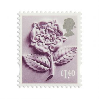 Es015 New Definitives 2017 Country Definitives England Stamp 1.40