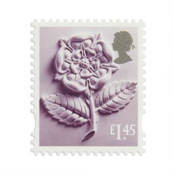 Es019 England Country Definitive 1.45 Stamp