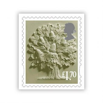 2021 Country Definitive England Stamp £1.70