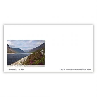 2020 Country Definitives Northern Ireland First Day Envelope
