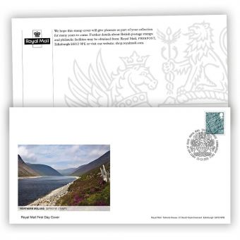 2021 Country Definitive First Day Cover - Northern Ireland with Tallents House Postmark