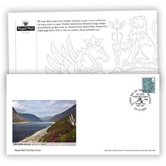 2021 Country Definitive First Day Cover - Northern Ireland with Belfast Postmark