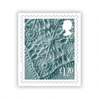 2021 Country Definitive Northern Ireland Stamp £1.70