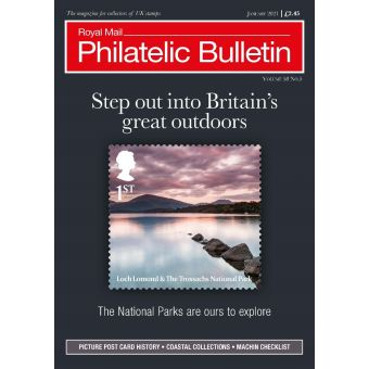 Royal Mail Philatelic Bulletin Subscription