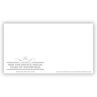 In Memoriam, HRH The Duke of Edinburgh First Day Envelope