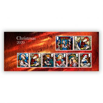 Christmas 2020 Miniature Sheet