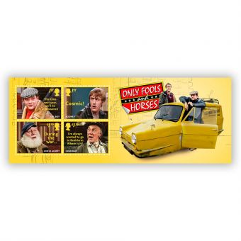 Only Fools and Horses Miniature Sheet