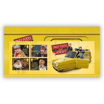 Only Fools and Horses Miniature Sheet Pack
