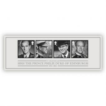 In Memoriam, HRH The Duke of Edinburgh Miniature Sheet