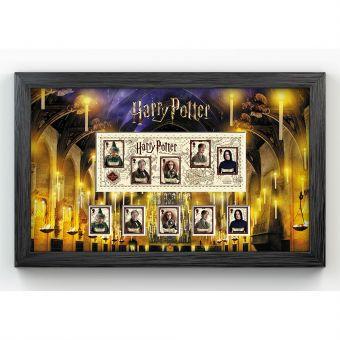 Harry Potter™ Framed Miniature Sheet