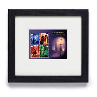 Sherlock Framed Miniature Sheet