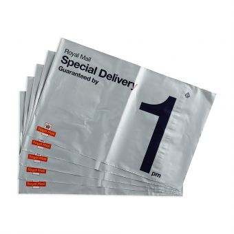 P7 Royal Mail Pack Of 5 C5 Special Delivery Guaranteed By 1Pm Envelopes