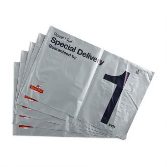 P8 Royal Mail Pack Of 5 C4 Special Delivery Guaranteed By 1Pm Envelopes