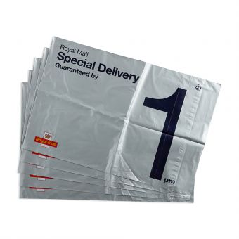 P9 Royal Mail Pack Of 5 C3 Special Delivery Guaranteed By 1Pm Envelopes