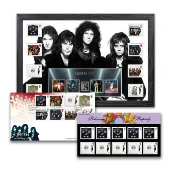 Queen The Bohemian Rhapsody Bundle