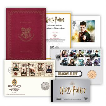 The Harry Potter Boy Wizard Bundle - Save £14.26!
