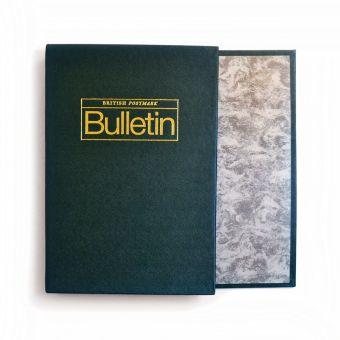 Postmark Bulletin Binder
