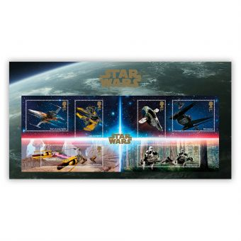 STAR WARS™ 2019 Miniature Sheet Pack