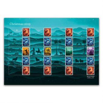 Christmas 2019 Generic Sheet
